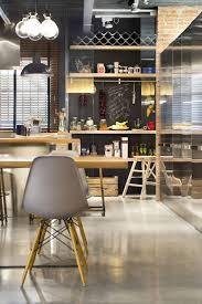 Loft Kitchen Kitchen Dining Space Loft Style Home In Terrassa Spain