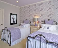 metal bed kids with purple bedding and purple wall monogram pillow purple bedroom kids with custom lamp shade