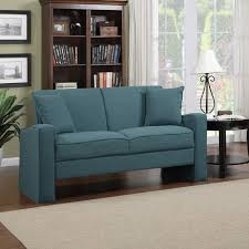 caribbean furniture. Portfolio Aviva Caribbean Blue Linen Sofa Furniture D