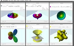 graph 3d functions implicit relations and surfaces of revolution