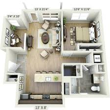 decorating one bedroom apartment. Small One Bedroom Apartments Apartment Design Plans Basement Layout Ideas Decorating