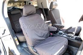 covercraft seatsaver front seat covers for 2007 2010 fj cruiser