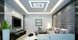 Modern Living Room False Ceiling Designs Living Room Ceiling Home Design Ideas Gyproc India