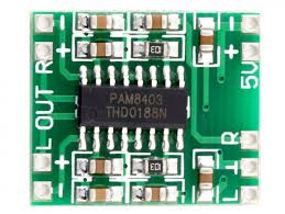 stereo audio amplifier pam8403 4387 sunrom electronics stereo audio amplifier pam8403