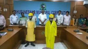 Sanitation Worker Job Description Bmc Introduces Personal Protective Kit For Sanitation