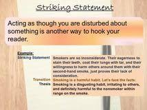 effects of smoking thesis statement fuzzy thesis research websites effects of smoking thesis statement