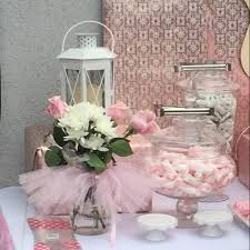 Decorating Mason Jars For Baby Shower Mason JarCandy Dish TutuBallerina Party Decorationprincess 74