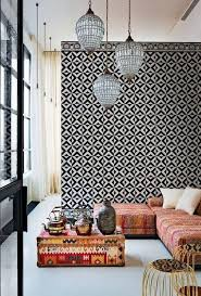 bold moroccan tile