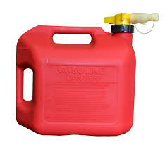 gas can. congenial gallon red gasoline container no spill gas can fuel containers equipsupply in