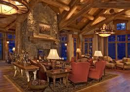 log cabin lighting ideas. plain ideas rustic log home traditionallivingroom throughout cabin lighting ideas o