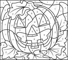 Small Picture 3rd Grade Halloween Coloring Pages Halloween Wizard