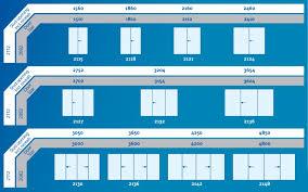 dimensions standard sliding glass patio