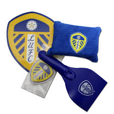 car gift set leeds united fc official