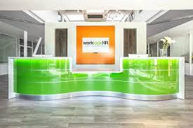 desks used reception desk for salon furniture desks design modern office exceptional