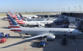 American Efird Color Chart American Airlines Impressive September Operations One