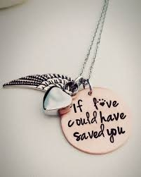 cremation jewelry urn necklace pet memorial if love could have saved you dog cat memorial urn pet loss pet urn