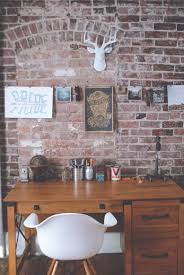 Rustic Office Design Office Tour Nicolas Fredrickson Design Lettering