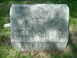 Nellie E Russell Baldwin (1870-1943) - Find A Grave Memorial