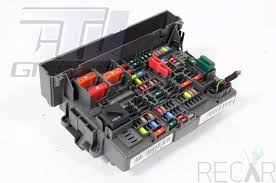 bmw 1 convertible e88 fuse box 9119446 3185400