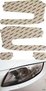 Chevy Trailblazer (02-06) Tint Headlight Covers