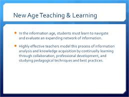 role modeling lifelong learning through technology