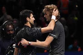 US Open: Alexander Zverev braucht gegen Novak Djokovic Perfektion