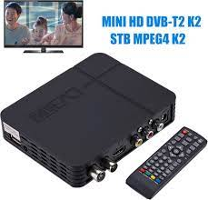 K2 DVB-T / T2 TV Receiver 3D Digital Video Terrestrial MPEG4 PVR HD 1080P Set-Top  Box TV Box buy on ZoodMall. K2 DVB-T / T2 TV Receiver 3D Digital Video  Terrestrial MPEG4