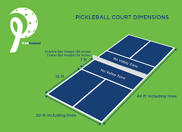 pickleball court size what is pickleball pure pickleball