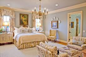 Traditional Bedroom Interior Design Like Architecture u0026