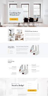 sale page template windows sale landing page template landingi