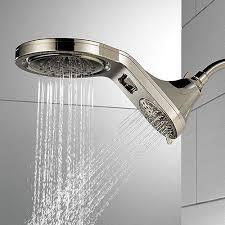 delta faucet hydrorain tub shower faucets
