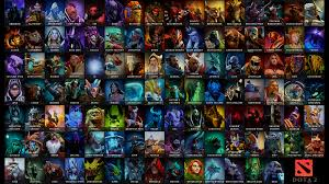 dota 2 hero portraits wallpaper by racerxonclar on deviantart