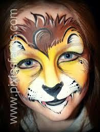 explore lion face paint tiger face paintore