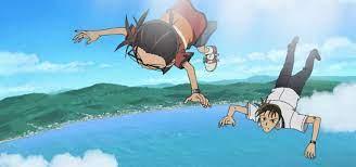 Xem phim Thám Tử Lừng Danh Conan: Movie 14 Con Tàu Biến Mất Giữa Trời Xanh  tập Full   Detective Conan Movie 14: The Lost Ship in the Sky - Con Tàu