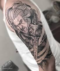 татуировка смешные картинки и другие приколы комиксы гиф
