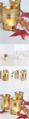 Diy Gold Candle Holders 35 Amazing Diy Votive Candle Holder Ideas For Creative Juice