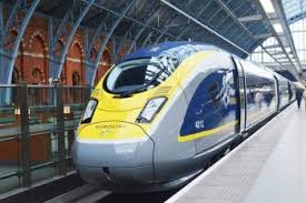 Using American Express Points To Book Eurostar