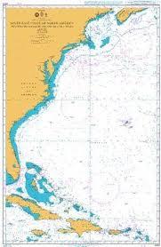 Amazon Com Ba Chart 4403 South East Coast Of North