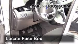 interior fuse box location 2011 2014 ford edge 2013 ford edge interior fuse box location 2011 2014 ford edge 2013 ford edge sel 3 5l v6