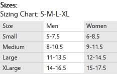 Volleyball Size Chart Volleyball Knee Pad Size Chart Www Bedowntowndaytona Com