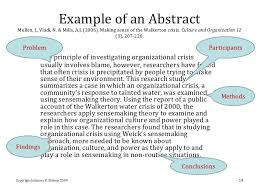 how to write an abstract for a paper sample apa sample essay paper how mla works cited page text citations apa sample essay paper how mla works cited page text citations
