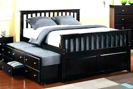king size bed frame with drawers underneath – asisteingenieria.co