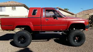 1984 Toyota Pickup SR5 Extended Cab Pickup 2 Door 2.4L | 80s cars ...