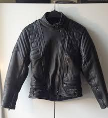 biker jacket size 12 great condition