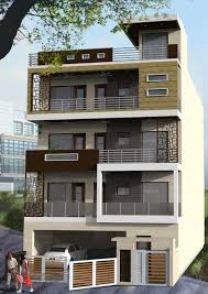 Elevation Design Photos Residential Houses Residential House House Front Design Exterior Design