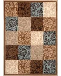 brown and tan area rug brown and blue area rugs chocolate rug designs co inviting tan