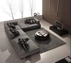 Contemporary Modern Sofas For Living Room Laflat Sectional Sofa 280000 And Design Inspiration