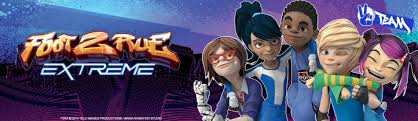 Foot 2 Rue Extr Me S Rie Animation Programme Tv Gulli