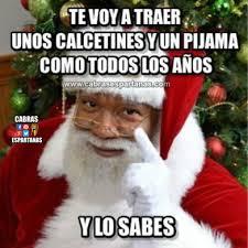 Regalos de Pap Noel Calcetines y Pijama  Cabras Espartanas