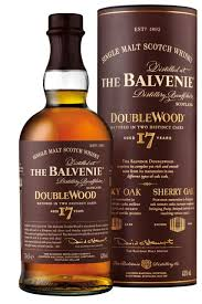 The Balvenie DoubleWood 17 Years Single Malt Hong Kong